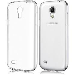 kwmobile Samsung Galaxy S4 Mini Hülle - Handyhülle für Samsung Galaxy S4 Mini - Handy Case in Transparent
