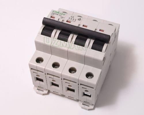 2x 4poli 40A sicurezza automatica interruttore di circuito (Interruttore Di Sicurezza Elettrica)