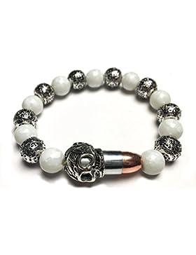 BRAIN&SKULL Elegance Bracelet Silver