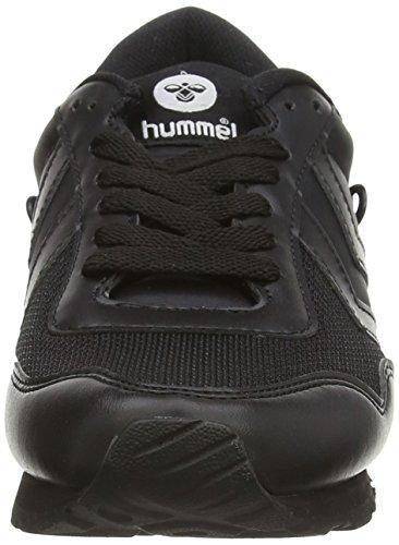 Hummel Hummel Reflex Total Tonal Lo, Baskets Basses mixte adulte Noir (black 2001)