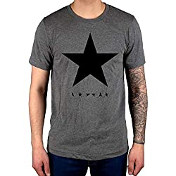 AWDIP Oficial David Bowie Blackstar T-Shirt