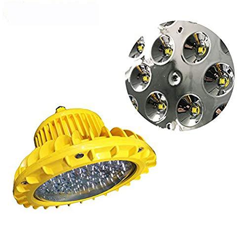 20w -240w führte explosionsgeschütztes hohes Buchtexplosionsbeweises geführtes helles Licht mit Exdemb II CT6 und Antikorrosionsbewertung WF2, Lichtstrom> 110Lm / w IP66 Wasserdichtes ATEX LED (100) -