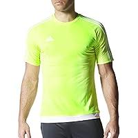 Adidas Estro15JSY Herren-T-Shirt, Herren, sonnengelb, XL