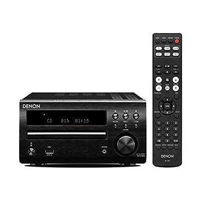 Denon RCD-M40 Sintoamplificatore e Lettore CD, Nero ai migliori prezzi da Polaris Audio Hi Fi