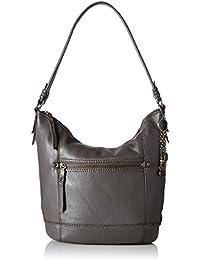 Handbags Kiss Lock Cross Body Bag Satchel, PU Leather  arrives 1dc58217a6  Amazon.co.uk The SAK Shoes ... 60fad9836c