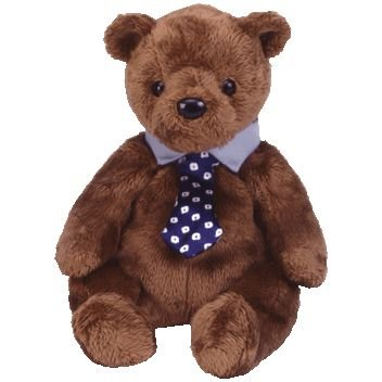 TY Beanie Baby - HERO the Father's Day Bear [Toy] [Toy]