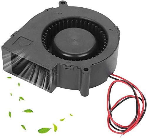 Jeffergarden Barbacoa soplador de Aire Ventilador eléctrico Ligero portátil Encendedor Herramientas...