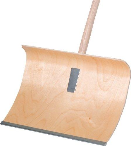 ADLUS Schneeschieber Holz 55 cm