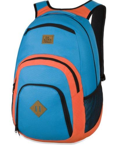 CAMPUS LG Blau-Orange 8130057-3650 Daypack Tagesrucksack Rucksack Laptop 15 Zoll Schulrucksack Laptoprucksack 33 L