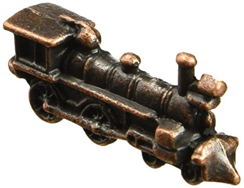 Intemporel Minis TM Mini machine à vapeur, 3,8 cm