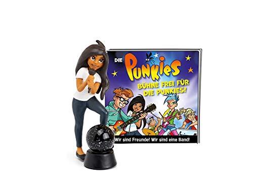 tonies 01-0162 Die Bühne frei für die Punkies Hörfigur, Bunt