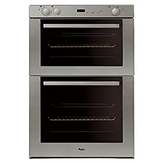 Whirlpool AKW 301 IX Built-In Oven - Stainless Steel