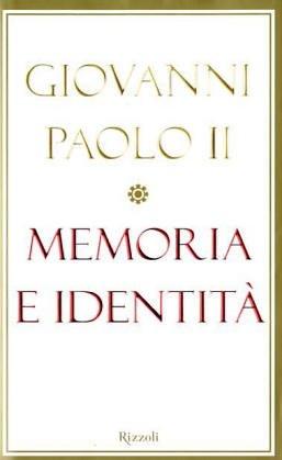 Memoria e identit. Conversazioni a cavallo dei millenni
