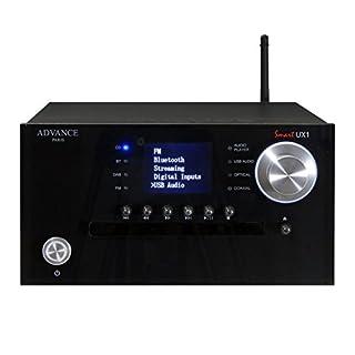 Advance Acoustics Paris Smart UX1 schwarz
