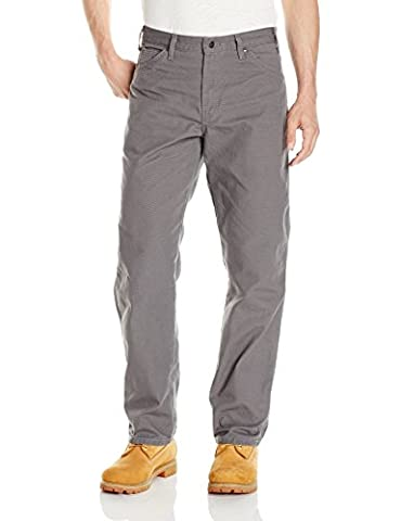 Dickies - 1939 Relaxed Fit Duck Jean, Size: 33W x 32L, Color: Rinsed Slate