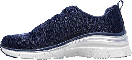 Skechers , Damen Sneaker Marineblau