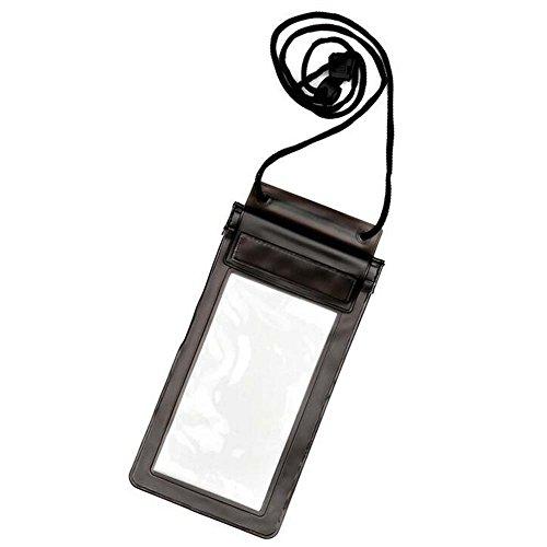 Fällen Iphone Handtaschen 6 (Fayear Transparente Dry Bag Wasserdichten Fall Für Das Iphone 6 / 6s 6plus & Handy Touchscreen Im Freien Schwimmen Tasche Reisen (Schwarz))