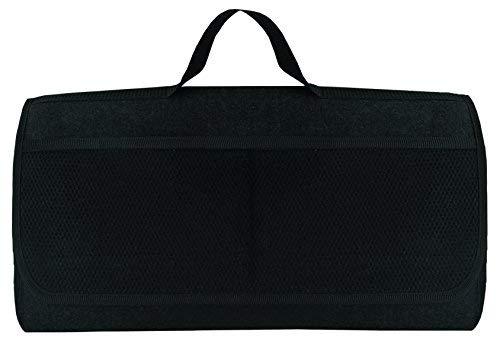 EJP-Bag - Contenitore per baule in grigio, grande, adatto a qualunque veicolo