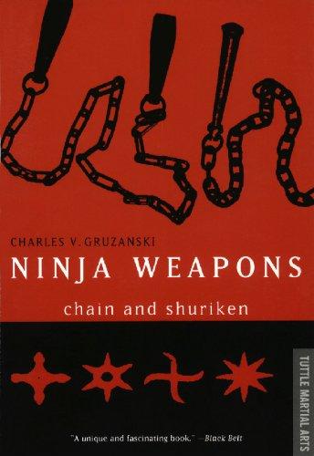 Ninja Weapons: Chain and Shuriken (English Edition)