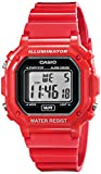 Casio F-108WHC-4ACF Mens Red Chronograph Watch