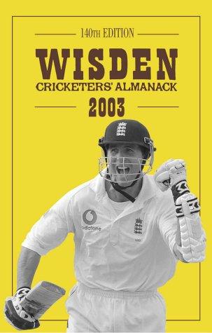 Wisden Cricketers' Almanack 2003
