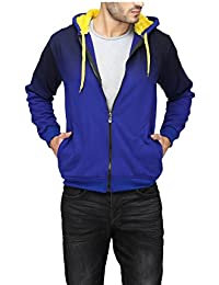 High Hill Men's Wool Hooded Sweatshirt
