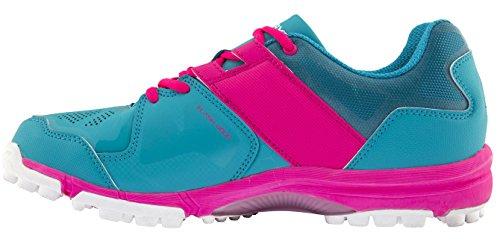 Grays - Zapatillas de Hockey Sobre Hierba de Otros para Mujer Gris Gris, Color Gris, Talla Tamaño 39 EU