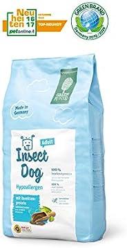 Green Petfood InsectDog Hypoallergen Adult (1 x 10 kg)