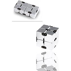 Fuson cubo de lujo en el estilo con el cubo del infinito, Infinity gira el cubo de la vuelta que fija para los niños