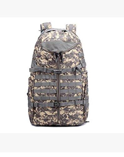 HCLHWYDHCLHWYD-Außensportplatz Reiten Rucksack Tasche Rucksack Multifunktions-taktischer Angriffs-Rucksack mit großer Kapazität 6