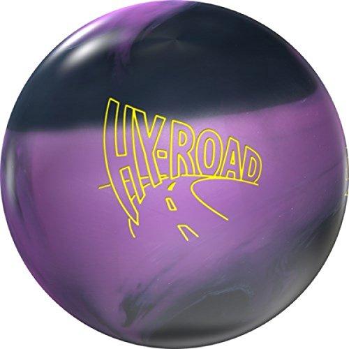 Storm Hy Road Nano Mid Performance Reaktiv Bowling-Ball Bowling-Kugel aus der Thunder Linie mit EMAX Reiniger und Mikrofaserhandtuch Größe 12 LBS (12 Lb Bowling Ball)