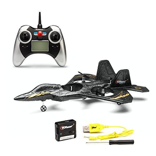 Top Race® F22 Düsenjäger 4 Kanal
