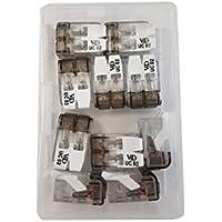 ViD - palanca abrazadera de 2 pines 0,2 - 4 mm² la serie UC (10 unidades)