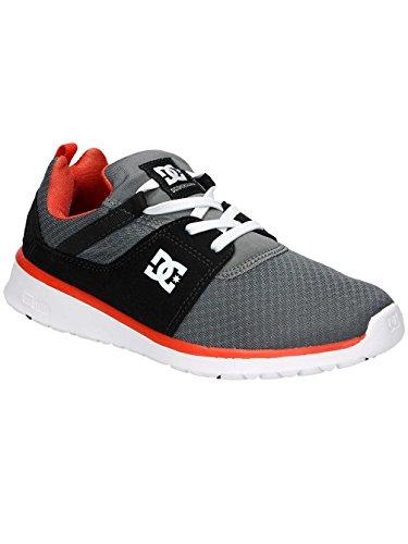 DC Shoes Heathrow, Sneakers Basses Homme grey/orange/grey