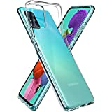 Amazon Brand - Solimo Soft & Flexible Back Phone Case for Samsung Galaxy M51 (Transparent)
