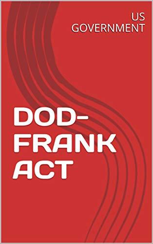 DOD-FRANK ACT (English Edition)