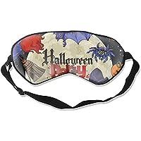 Schlafmaske aus Seide, für Halloween, Cartoon, atmungsaktiv, weich, schützt die Augenmaske für Reisen, Schlafen... preisvergleich bei billige-tabletten.eu
