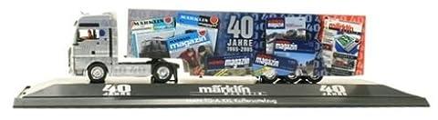 Herpa 274463 MAN TGA XXL Koffer-Sattelzug Märklin-Magazin