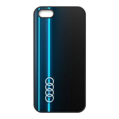 Audi SN65MQ9 coque iPhone 5 5s étui de téléphone cellulaire coque B7VT8S7UB