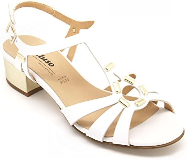 MELLUSO , blanc Sandales pour femme blanc , Bianco 410596