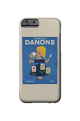 danone-vintage-poster-artist-gauthier-france-c-1955-iphone-6-cell-phone-case-slim-barely-there
