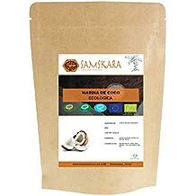 Harina de Coco Crudo Ecologico SAMSKARA SUPERFOODS BIO Organic RAW Coconut Flour - Gluten free baking