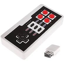 Segolike Wireless Handheld Gamepad Game Controller Retro Design With LED Indicator Light For Nintendo NES Mini