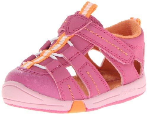 Jumping Jacks Beach Baby Sport Sandal (Toddler),Hot Pink,5 M US Toddler