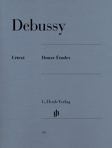 Etudes (Douze) - Piano