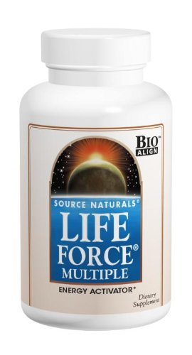 Source Naturals, Life Force Multiple, 180 Kapseln