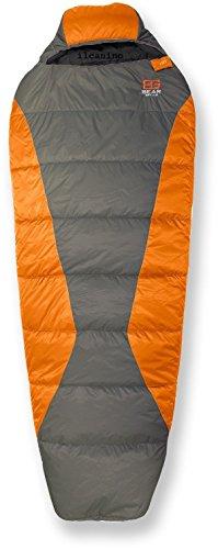 Bear Grylls Schlafsack 30F Grad (Herren)-Thermolite Fasern