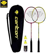 Carlton Aeroblade 300 Badminton Racquets | 2 Player set |module No 10281135