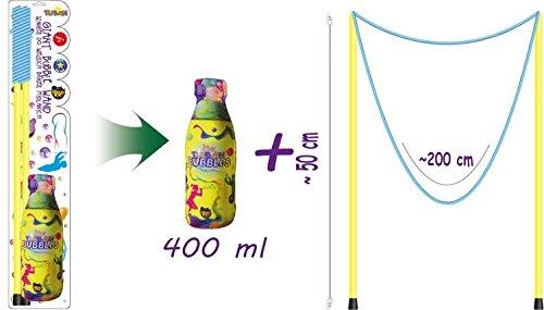 tab + 0,5L Blase Flüssigkeit (Blase Zauberstab)