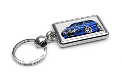 wickedartz-cartoon-car-volkswagen-vw-passat-r36-estate-blue-premium-metal-key-ring